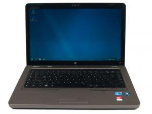 تعمیر لپ تاپ اچ پی مدل G62