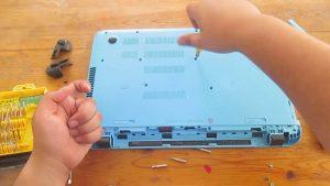 تعمیر لپ تاپ اچ پی سری 15-p و 15-n