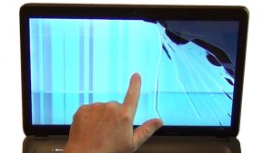 تعمیر صفحه نمایش لپ تاپ اچ پی